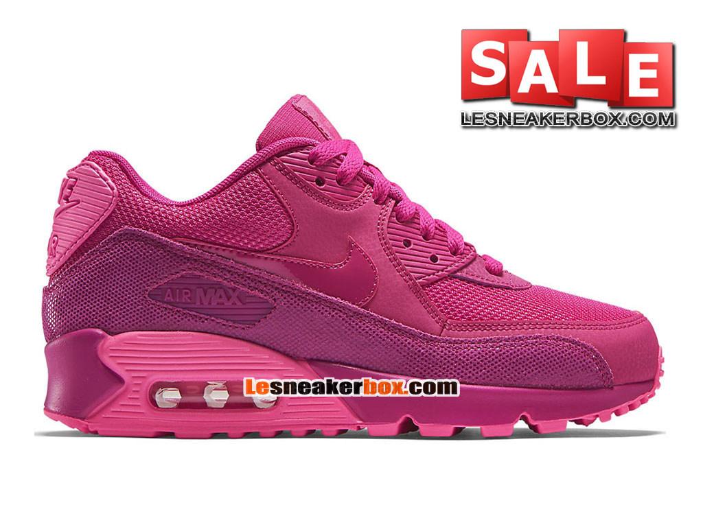 air max 90 fille rose