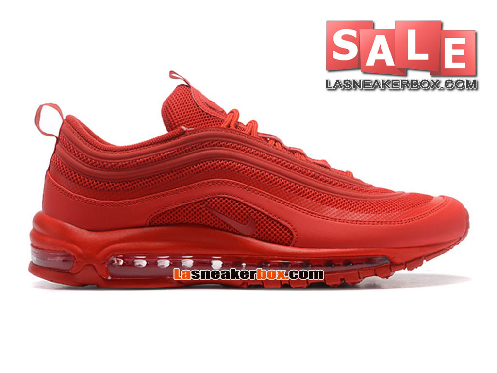 chaussure nike air max 97 rouge