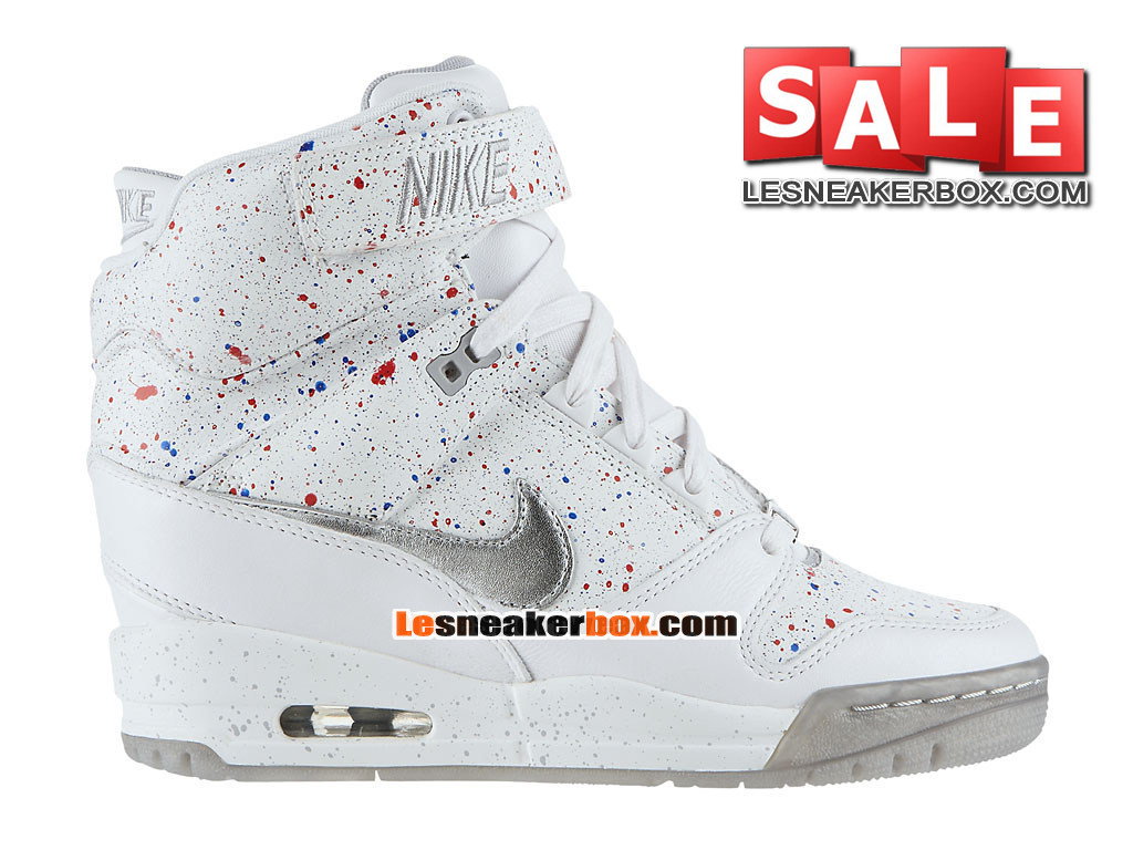 chaussures montante nike femme
