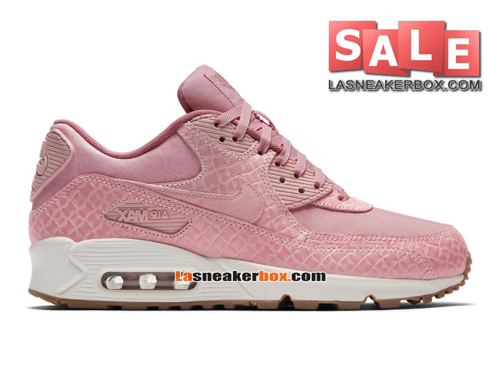 Nike Wmns Air Max 90 Premium Chaussure Nike Sportswear Pas