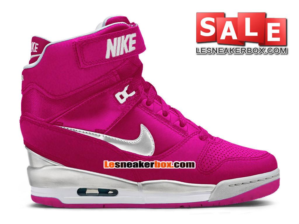 Nike Air Revolution Sky Hi GS_FemmesEnfants (Taille EU36