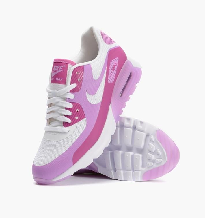 sports shoes 058b7 89c65 Nike Air Max 90 Femme All Fushia GALAXSTREET PARIS