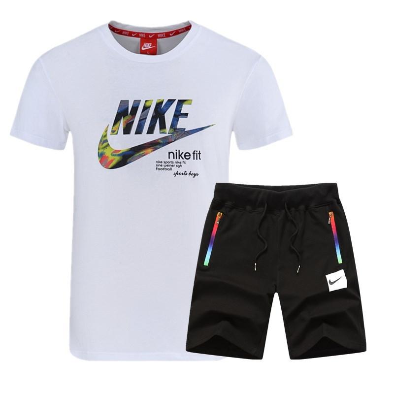 5c11d64090435 ensemble short tee shirt nike homme
