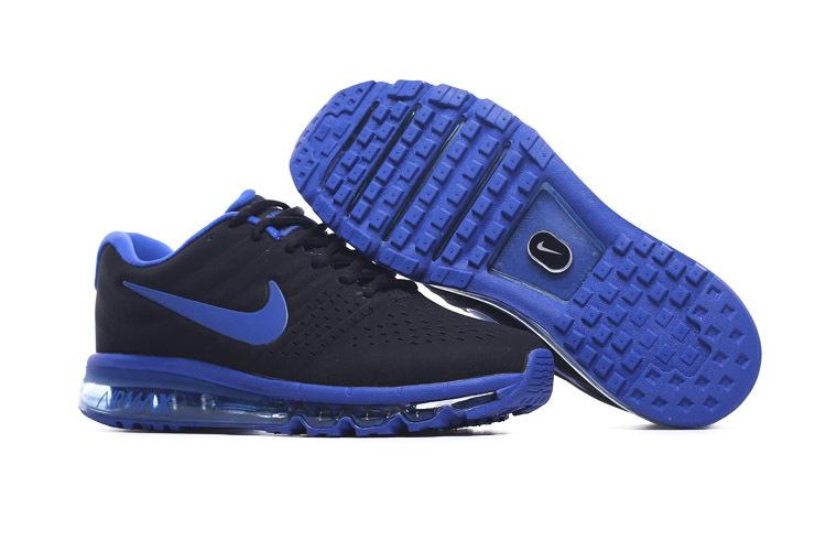 nike hommes chaussures bleu