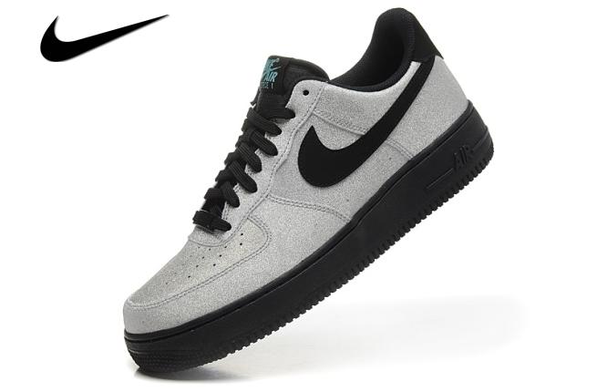 Soldes > air force noir et grise > en stock