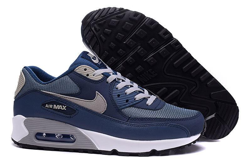 air max 90 homme bleu